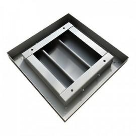 Ovlád.žaluz.jednopól. s krytem (1/0+1/0 s blokov.) ABB, 3557G-A88340 D1