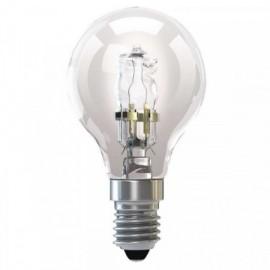 Halogenová žárovka ECO Mini Globe 18W E14 teplá bílá, stmívatelná