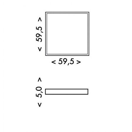 Ovl.Swing, Swing L zapín. se symb. zvonku bez rám. ABB, 3557G-A80343 C1