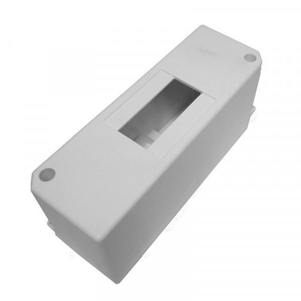 Kryt na jističe 1 - 2 moduly Elcon 01 - 2M