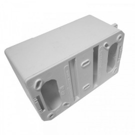 Kryt jističů  4 - moduly Elcon 4MN