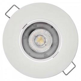 LED bodové svítidlo Exclusive bílé 5W NW