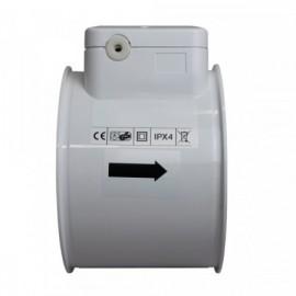 Ventilátor do potrubí TT 125 T - s časovým spínačem