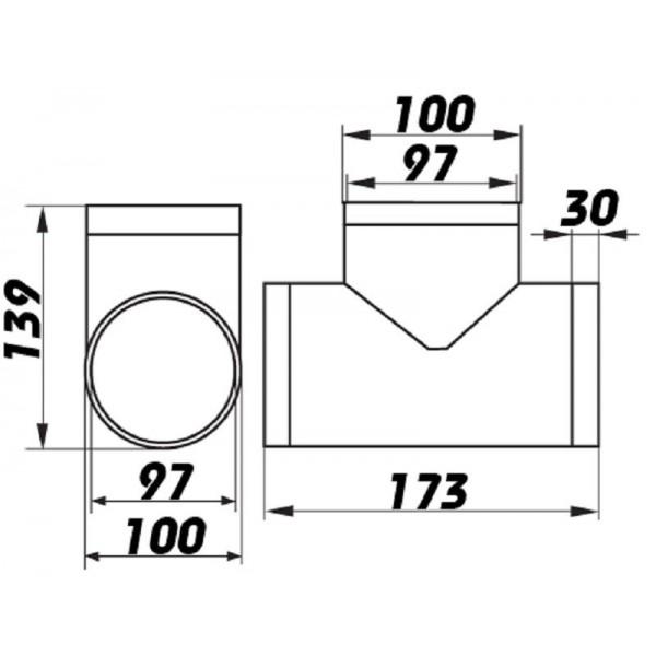 Domácí ventilátor Vents 150 LD