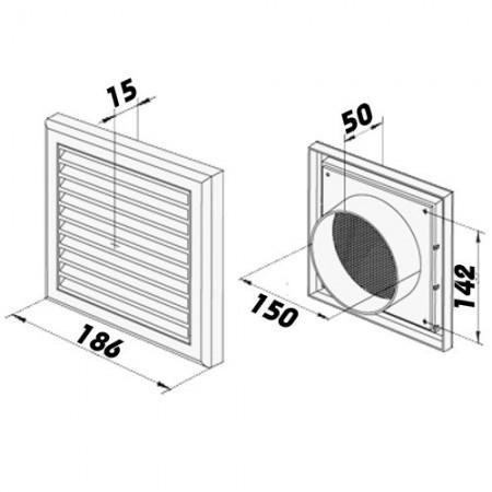 Značka výstrahy vysoké napětí 90x35 mm