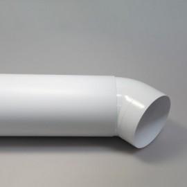 Vzduchotechnické potrubí kruhové plastové Ø100mm/1,5m