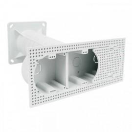 Krabice do zateplení KEZ-3 vícenásobná