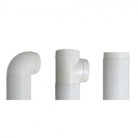 Koupelnový ventilátor Vents 125 LDATL - časovač, ložiska