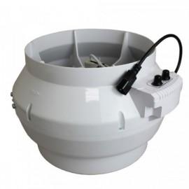 Ventilátor s teplotním čidlem DALAP Turbine P 200 T vyšší výkon