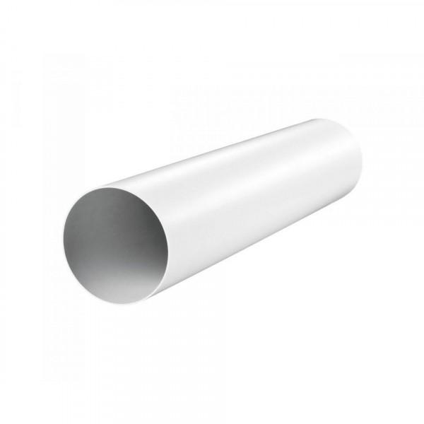 Potrubí pro vzduchotechniku kruhové plastové Ø150mm/1,5m