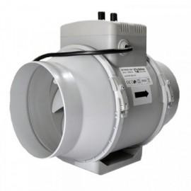 Profesionální ventilátor do potrubí Dalap AP PROFI 125 T s termostatem