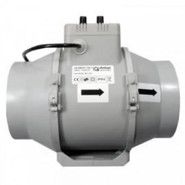 Profesionální ventilátor do potrubí Dalap AP PROFI 160 T s termostatem