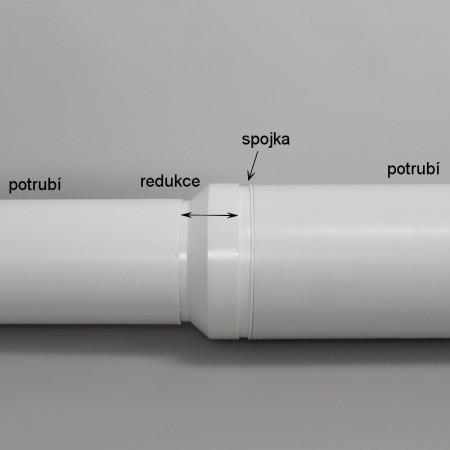 Ventilační mřížka 187x187mm s klapkou MV122 K
