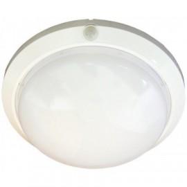 Svítidlo s pohybovým čidlem  W121-BI FLAVIA - bílá