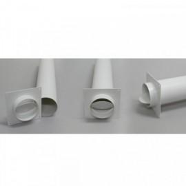 Spojka pro kruhové PVC  potrubí Ø150mm - vnější