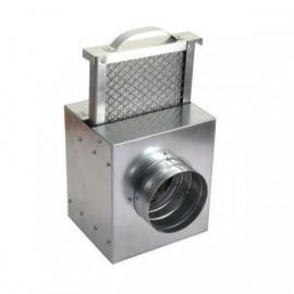Filtr vzduchu na hrubé nečistoty pro vyšší teploty Ø 150 mm