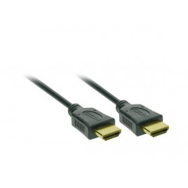 Solight HDMI kabel s Ethernetem, HDMI 1.4 A konektor - HDMI 1.4 A konektor, blistr, 3m
