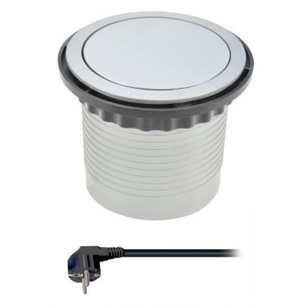 Stolní LED pracovní lampa,stmívatelná, bílá