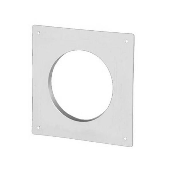 Montážní rámeček pro kulaté potrubí Ø100mm