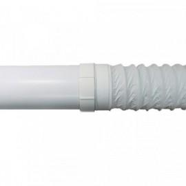 Stahovací páska 290 x 4,8 mm bílá / 1ks