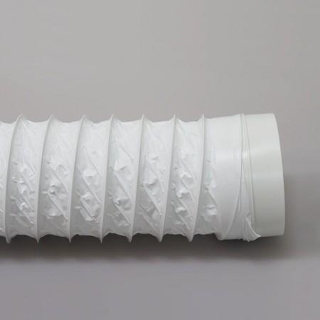 Stahovací páska 360 x 4,8 mm bílá / 1ks