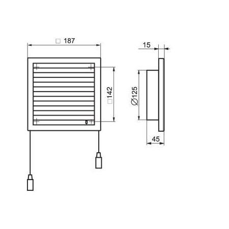 Transformátor toroidní 12V/150W