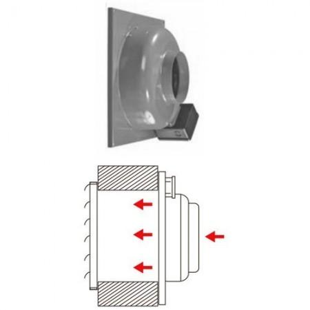 Domácí ventilátor Vents 100 PFL - kruhový