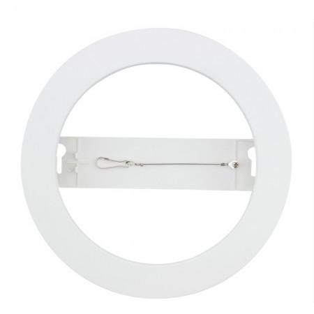 LED svítidlo s čidlem pohybu DITA ROUND 14W NW, bílá