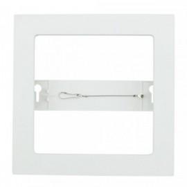 Bodovka do koupelny LED BONO-S 5W, WW, IP65 chrom mat.