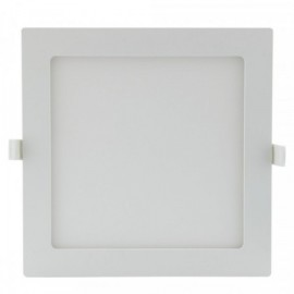 Bodovka do koupelny LED BONO-R 5W, WW, IP65 bílá