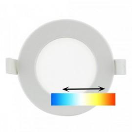 LED panel UNI, kruh, 3000-4000-6000 K, 6W