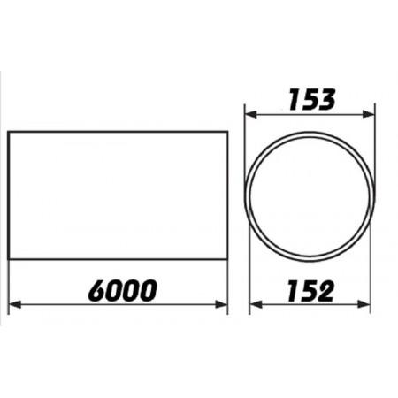Větrací mřížka nerezová Haco NVM 250x250