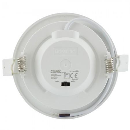 LED svítidlo do podhledu LED-WSL-18W/2700K 22,5cm teplá bílá