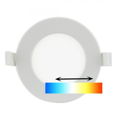 LED svítidlo do podhledu LED-WSL-18W/4100K 22,5cm studená bílá