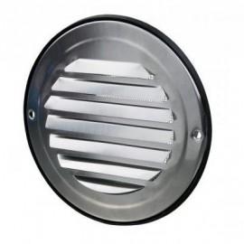 Větrací mřížka nerez kruhová GM 150 BVA
