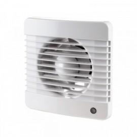 Ventilátor Dalap 125 Grace - vyšší tlak, časovač