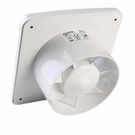 Větrací mřížka z vysoce kvalitního extrudovaného hliníku - 300x150 mm, bílá