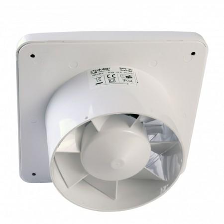 Větrací mřížka z vysoce kvalitního extrudovaného hliníku - 500x300 mm, bílá