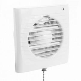 Ventilátor Dalap 100 Elke - časovač, s tahovým spínačem