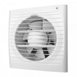 Ventilátor Dalap 125 Elke - časovač, světelné čidlo