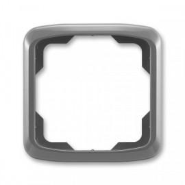 Rámeček  ABB TANGO 3901A-B10 S2 jednonásobný kouřová šedá