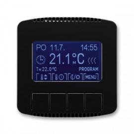 Termostat ABB TANGO 3292A-A10301 N univerzální programovatelný černý