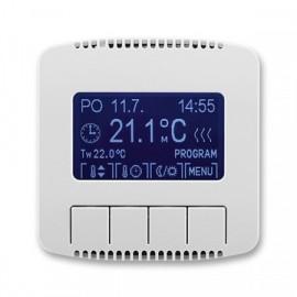 Termostat ABB TANGO 3292A-A10301 S univerzální programovatelný šedý