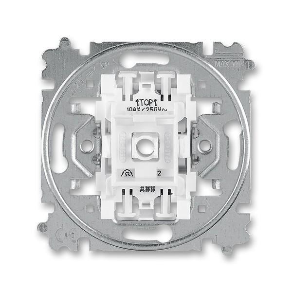 Osvětlení kuchyňské linky svítidlo SLICK TL2001 - 8 W do zásuvky, stříbrné