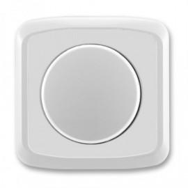 Stmívač osvětlení ABB Tango komplet šedý