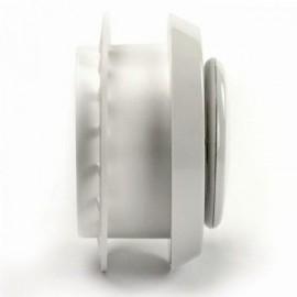Větrací mřížka kovová  bez příruby 250 x 250 mm MVM250s pozink