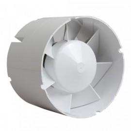 Ventilátor do potrubí DALAP 125 SDZ - časovač, ložiska, vyšší výkon