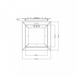 Halogenová žárovka Philips ECOCLASSIC 28W E14 230V T25L digestoř