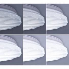 LED osvětlení s dálkovým ovladačem WAVE 39cm, 30W, 2100lm, 3000-6500K, IP20