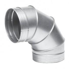 Koleno kovové 90°- Ø 150mm